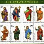 Bộ tem được chụp trong Bộ sưu tập tem của Ô. Nguyễn Hùng Cường